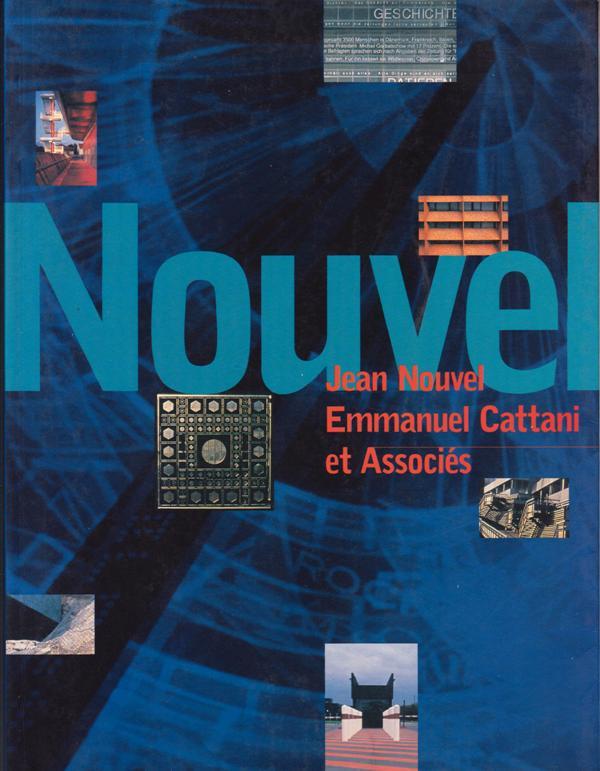 N/A. - Jean Nouvel Emmanuel Cattani et Associés.