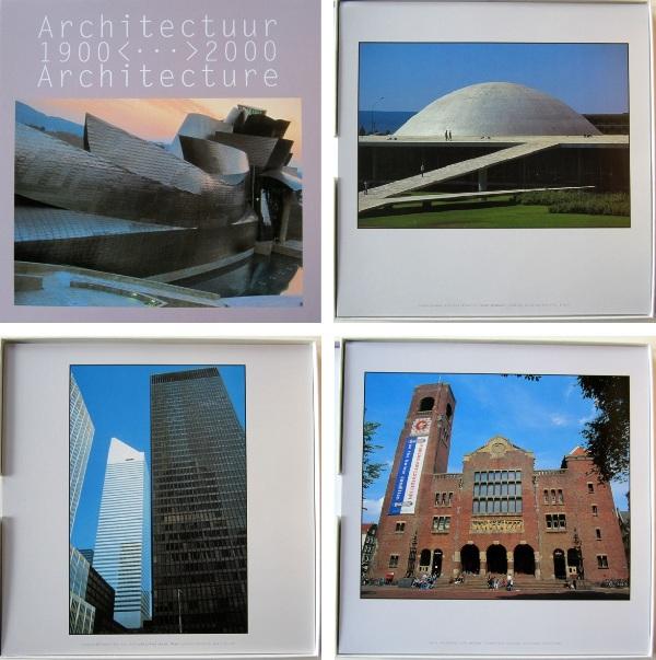 N/A. - Architectuur in de eeuw van de machine. Architecture in the age of the machine.
