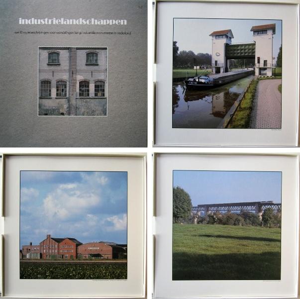 N/A. - Industrielandschappen. 10 routebeschrijvingen voor wandelingen langs industriële monumenten in Nederland.