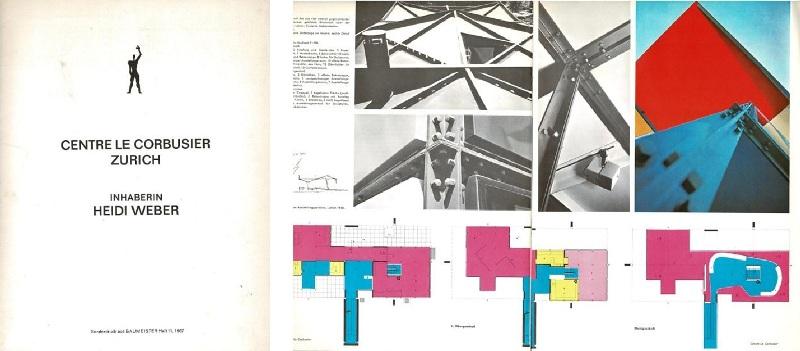 N/A. - Centre Le Corbusier Zurich.