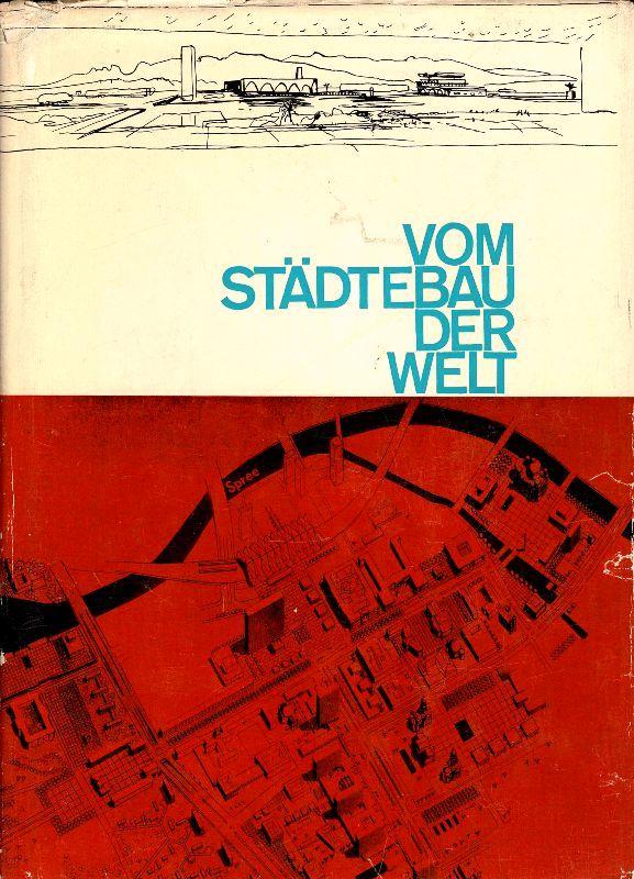 JASPERT, FRITZ. - Vom Städtebau der Welt.