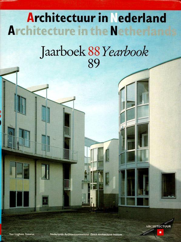 BROUWERS, RUUD (EDITOR) - Architectuur in Nederland Jaarboek 1988 - 1989. / Architecture in the Netherlands Yearbook 1988-1989