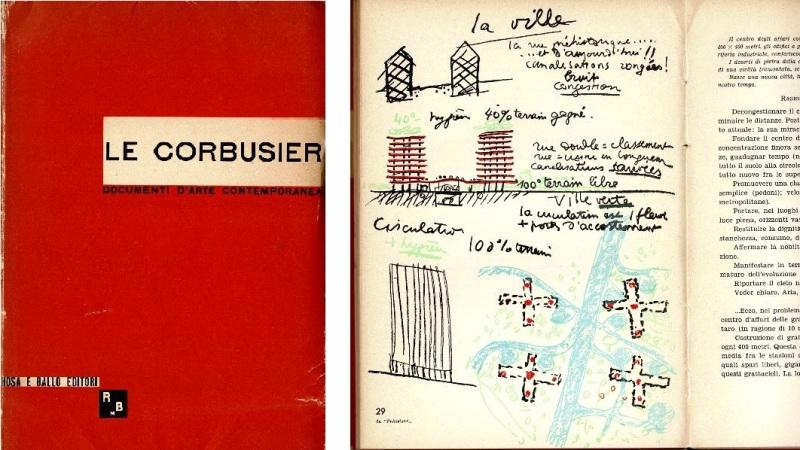 CARLO, GIANCARLO DE. - Le Corbusier.