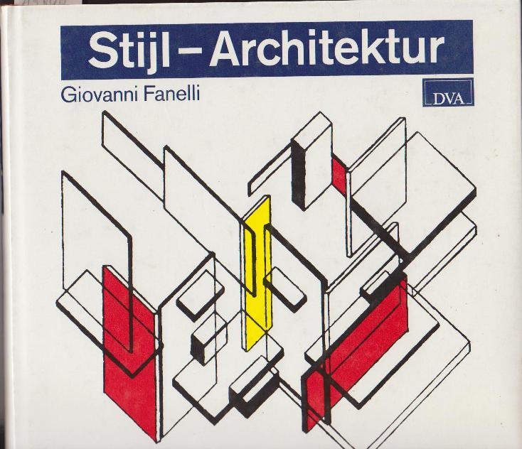 FANELLI, GIOVANNI. - Stijl-Architektur.