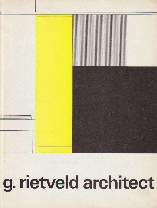 STEDELIJK MUSEUM CAT. NO. 516. - G. Rietveld architect.