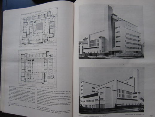 BOUWKUNDIG WEEKBLAD ARCHITECTURA. - Orgaan van de Maatschappij tot bevordering der Bouwkunst. Jaargang 55, 1934.
