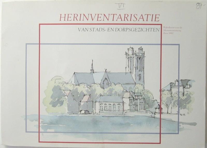 N/A. - Herinventarisatie van stads-en dorpsgezichten.