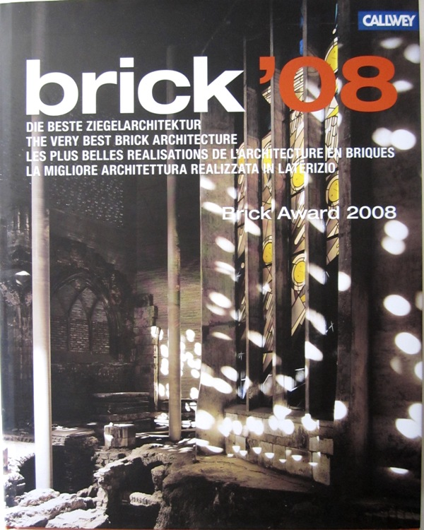 N/A. - Brick '08. Brick Award 2008