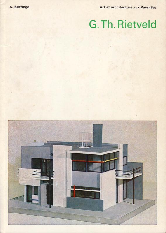 BUFFINGA, A. - G.Th. Rietveld.