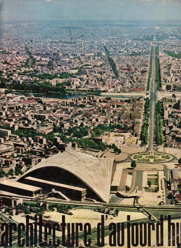 L'ARCHITECTURE D'AUJOURD'HUI. NO 97. - Paris et région parisienne. Aéroports.