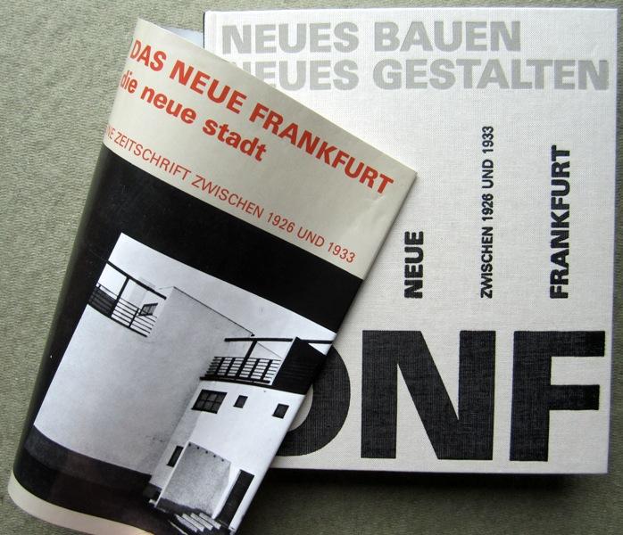 N/A. - Neues Bauen, Neues Gestalten. Das neue Frankfurt, die neue stadt. Eine zeitschrift zwischen 1926 und 1933.