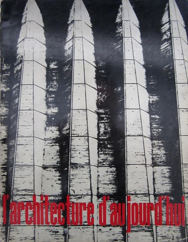L'ARCHITECTURE D'AUJOURD'HUI. NO 81. - Architecture contemporaine dans le monde.