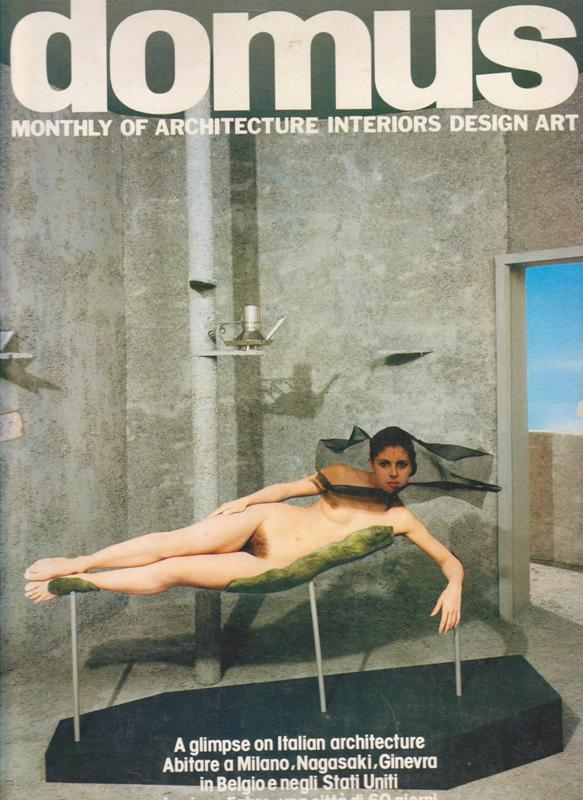N/A - DOMUS. No 625. Monthly review of architecture interiors design art.