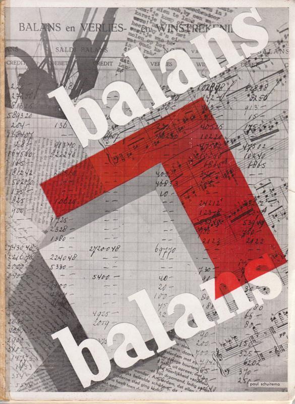 BINNENDIJK, D.A.M. E.A. - Balans. Algemeen jaarboek der Nederlandsche kunsten 1930-31. (Onder redactie van D.A.M. Binnendijk, Menno ter Braak, C.J. Kelk, Lou Lichtveld en Henrik Scholte).
