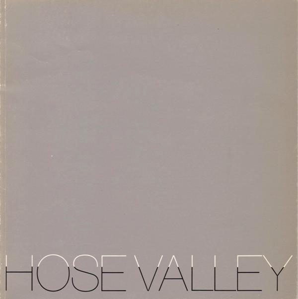 ROSBEEK-REEKS NR. 15. FRANCIS T HO. - Hose valley.