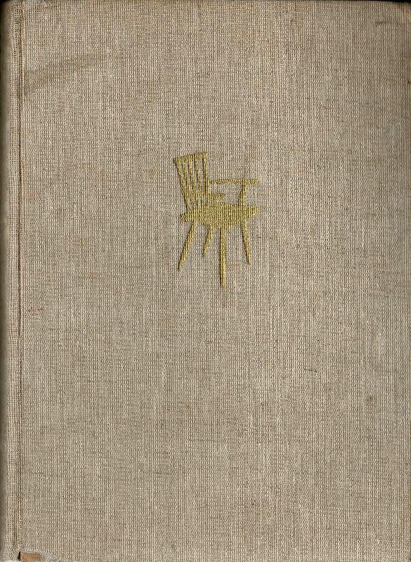 BERMPOHL, R. / H. WINKELMANN - Das Tischlerbuch.