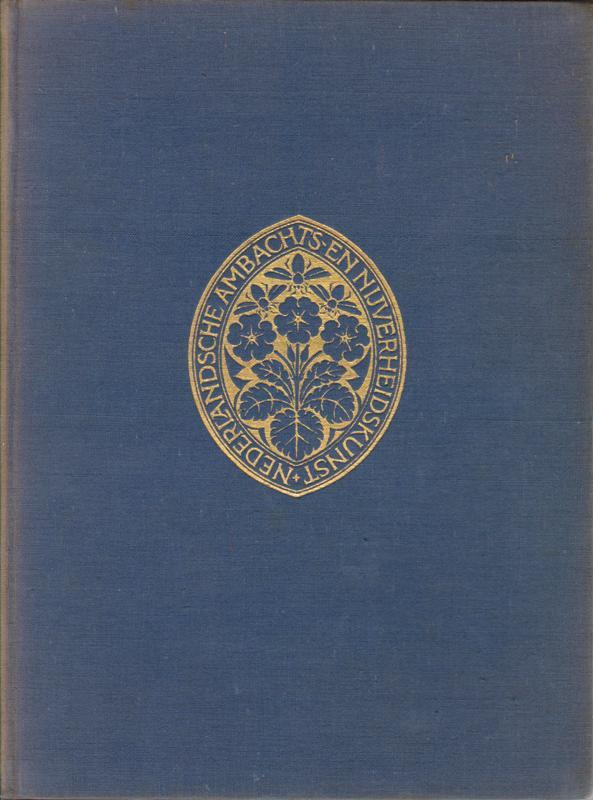 V.A.N.K. JAARBOEK 1919. - Nederlandsche Ambachts-en Nijverheidskunst Jaarboek 1919.