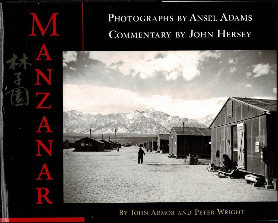 ADAMS, ANSEL (PHOTOGRAPHY) - Manzanar.(=Ringoen)