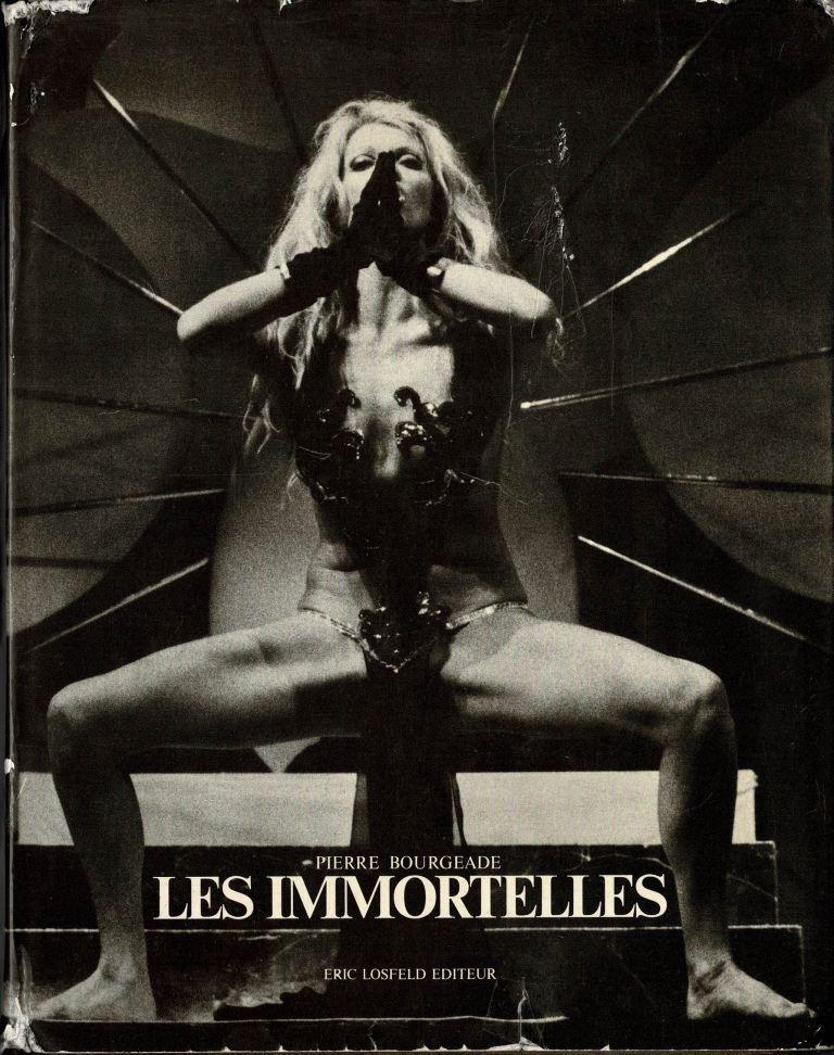 BOURGEADE, PIERRE. - Les Immortelles.