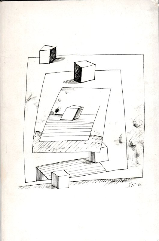 AFRIAT S.N. - Art has many facets, the artistic fascination with the cube.
