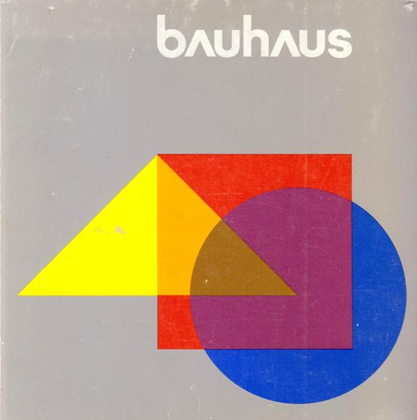 BAUHAUS. - A publication by the institute for foreign cultural relations.