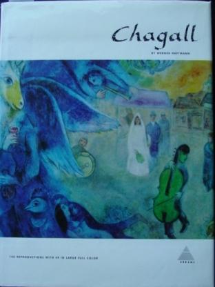 CHAGALL. HAFTMANN, WERNER. - Marc Chagall.