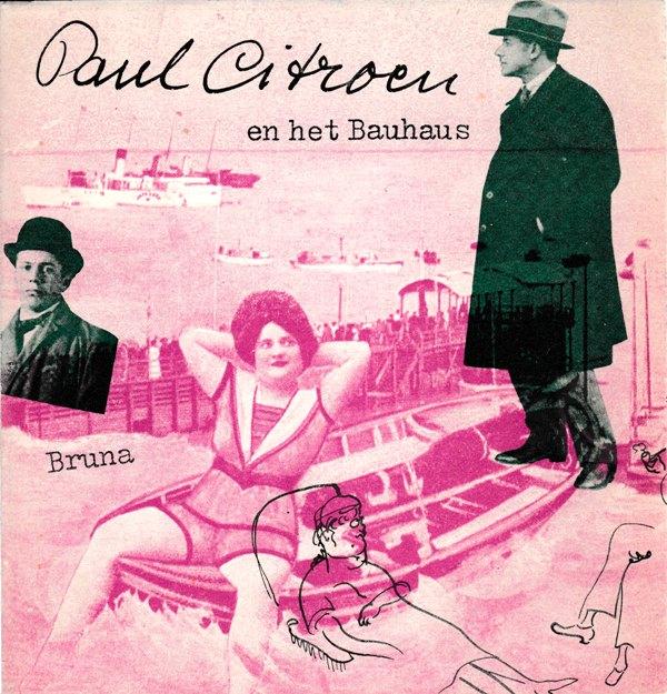 CITROEN. - Paul Citroen en het Bauhaus.