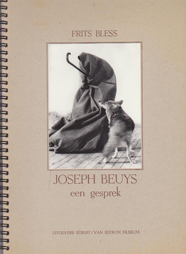 BLESS, FRITS. - Joseph Beuys. Een gesprek.