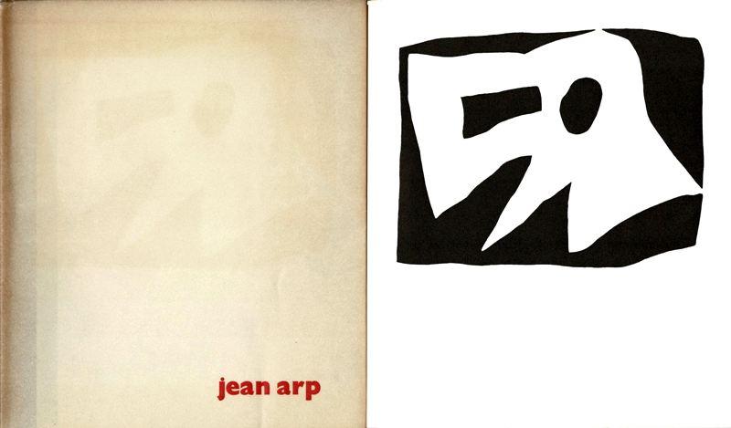 N/A. - Jean Arp. Catalogus Haags Gemeentemuseum.